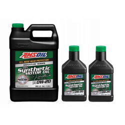 AMSOiL Signature Series 0W20 100% Syntetyk ASM 5,676l