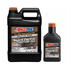 AMSOiL Signature Series 0W30 100% Syntetyk AZO 4,73l