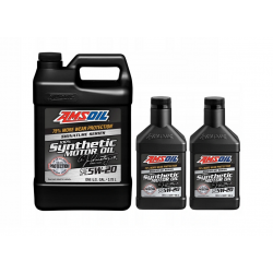 AMSOiL Signature Series 5W20 100% Syntetyk ALM 5,676l