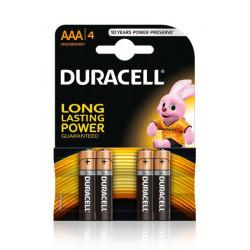 BATERIA DURACELL BASIC LR03 / AAA / (K4)