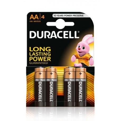 BATERIA DURACELL BASIC LR6 / AA / (K4)