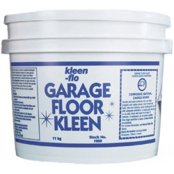 Środek do czyszczenia podłóg, usuwa smar 11 kg kleen-flo